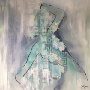 Abstract Female Figures - Breaking the Mould