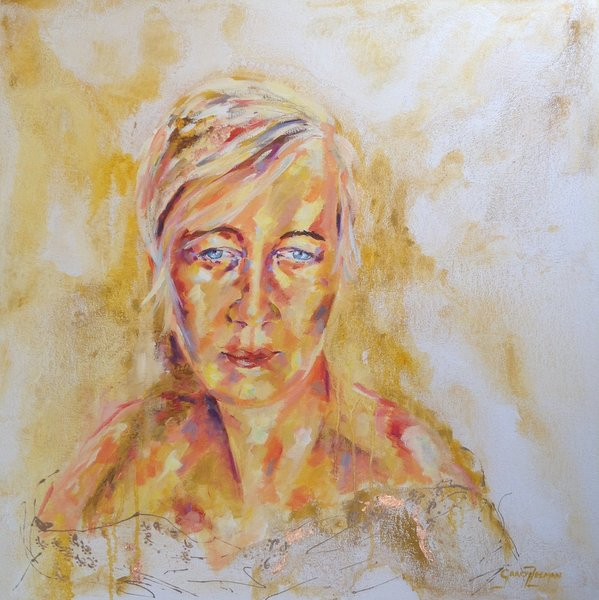 Contemporary Portrait - Give thought to